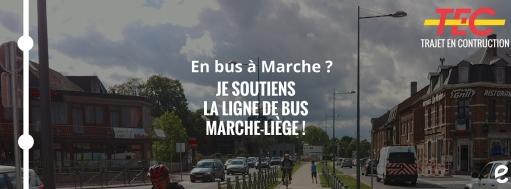 en bus à marche